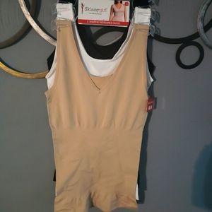 Skinnygirl Shaping Reversible Camis - 3